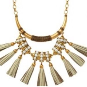 Stella and Dot Tribal Necklace